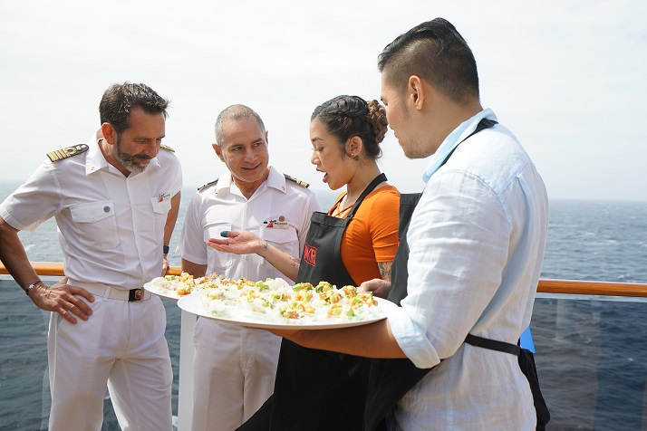 MKR Takes to the High Seas with Carnival Cruise Line